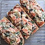 Loaded French Bread Pizza