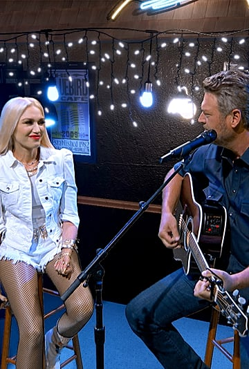 Blake Shelton and Gwen Stefani's 2020 ACM Awards Performance