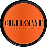 Temporarily try out the pumpkin spice hair color fad with this hair highlighter. Rub the chemical-free chalk on your strands with a quick dose of orange. Then, wash it out in the shower.  Colorsmash Pumpkin Spice Hair Shadow Temporary ($13)