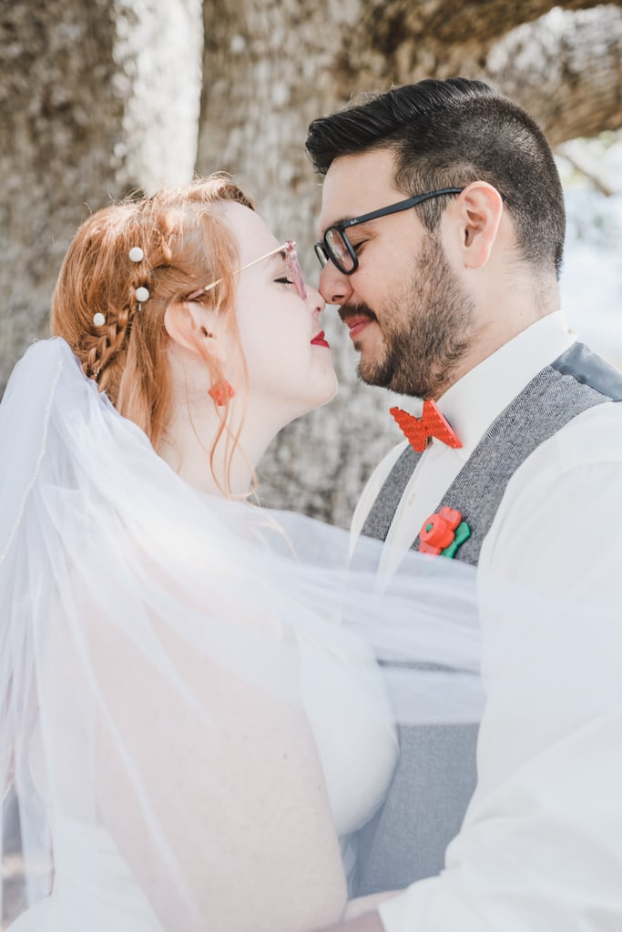 Board-Game-Themed Wedding