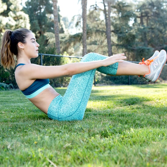 How to Tone Your Abs During Any Workout