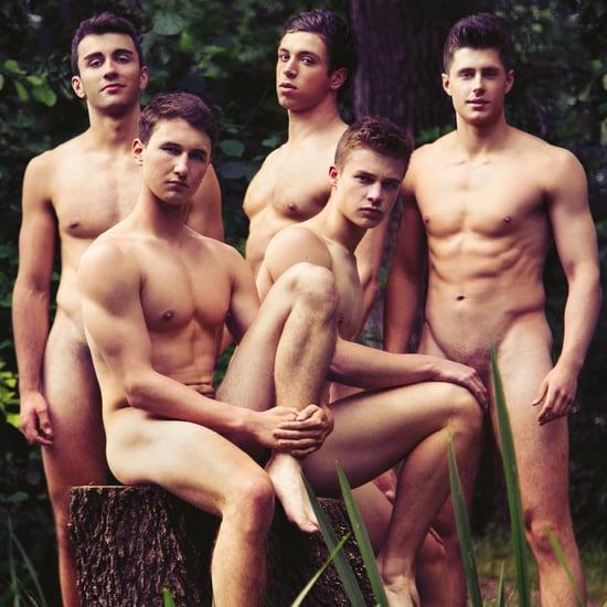 Warwick Rowers Nude Calendar 2017