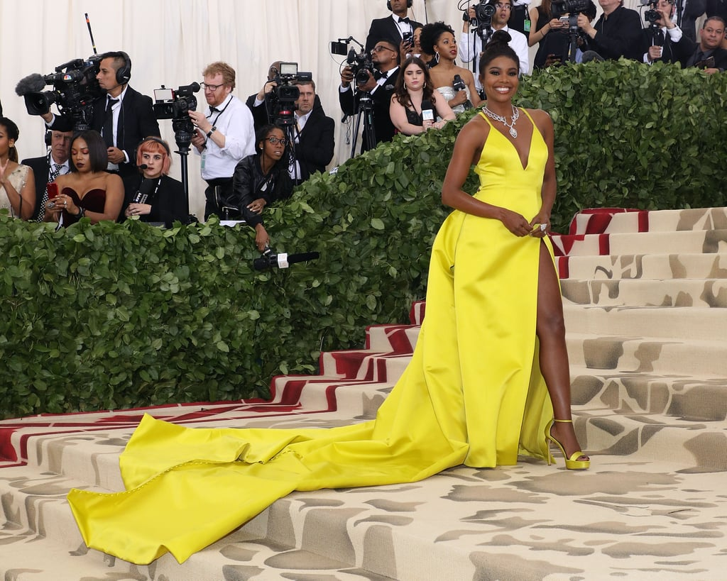 Image result for met gala 2018 gabrielle union