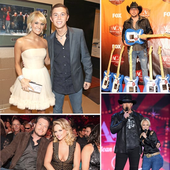 Jason Aldean, Carrie Underwood, Toby Keith, and More Country Stars Add Fender Guitars to Their Trophy Cases