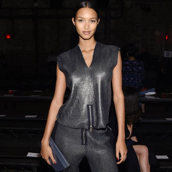 Lais Ribeiro's Jumpsuit June 2016