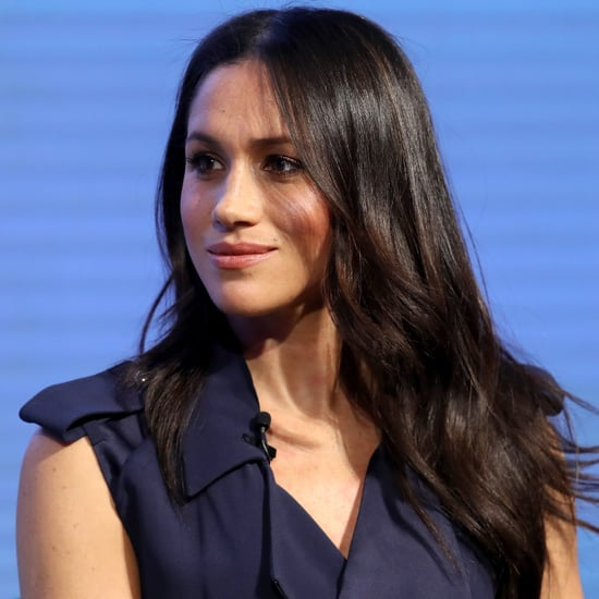 Meghan Markle Talking About Time's Up Movement