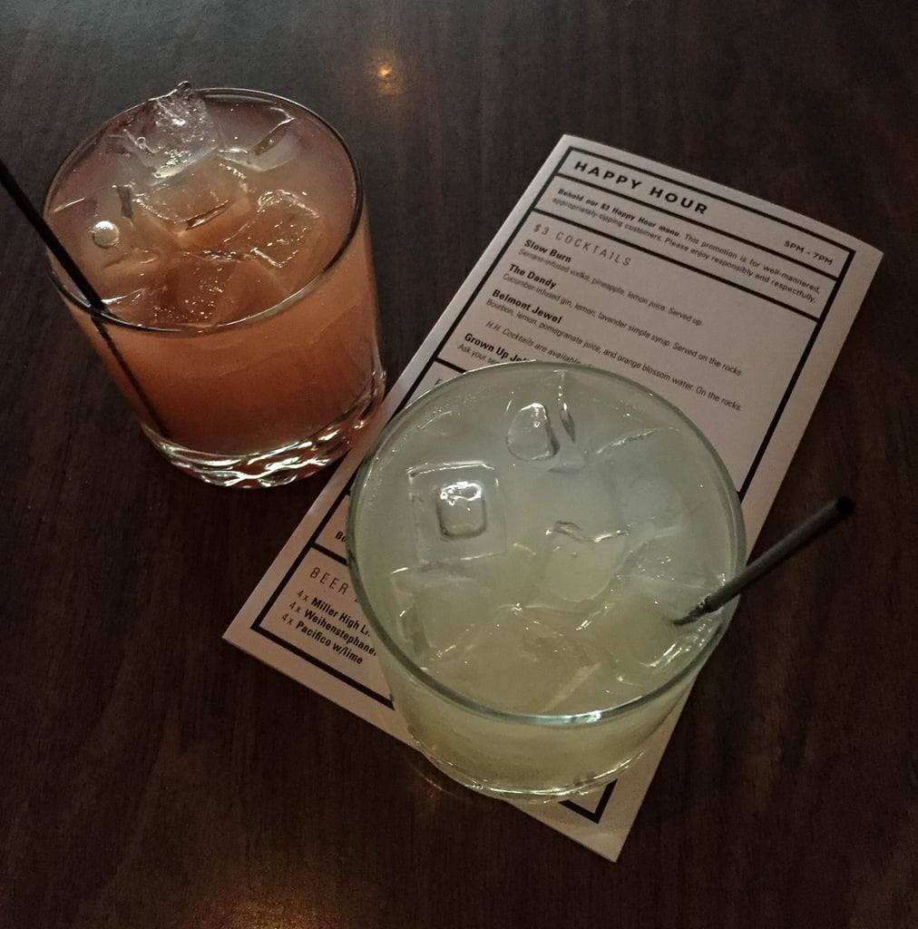 Tackling Where to Find the Best Happy-Hour Deals!