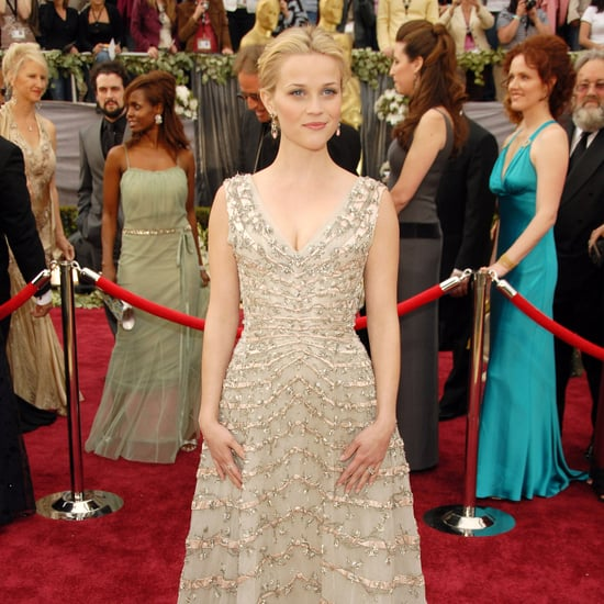Reese Witherspoon's Tweet About 2006 Oscars Dress