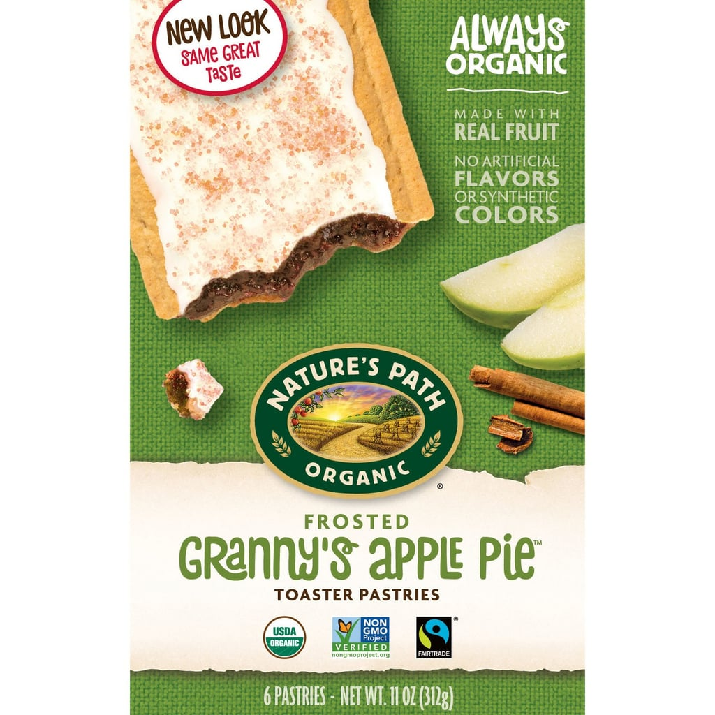Nature's Path Frosted Granny's Apple Pie Toaster Pastries