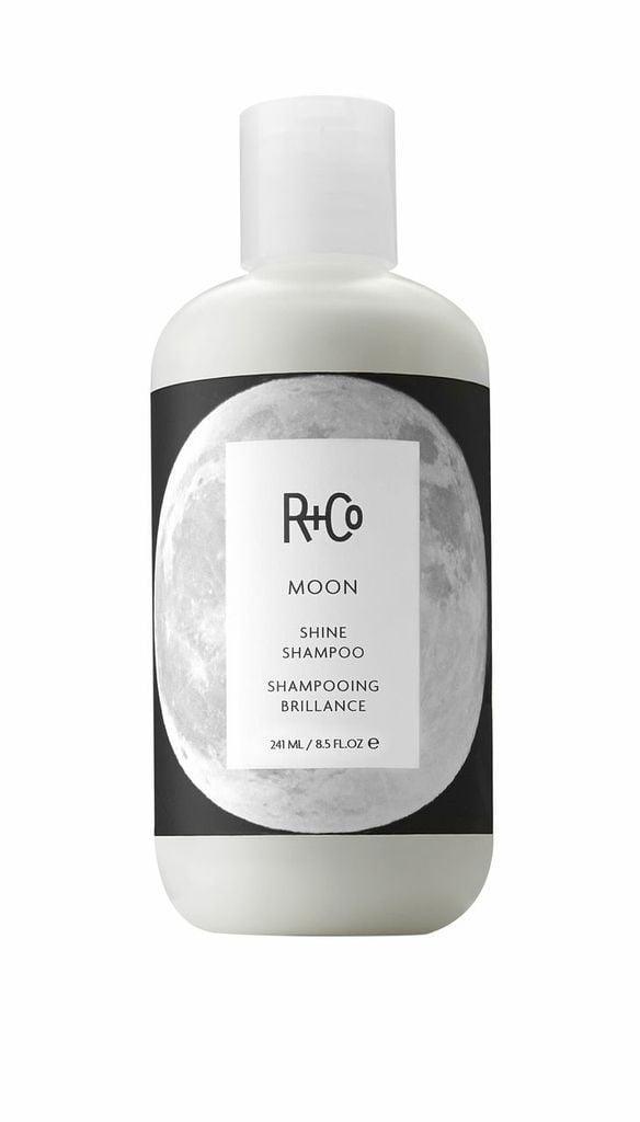 R+Co Moon Shine Shampoo ($28)