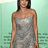 Priyanka Chopra's Giorgio Armani Dress October 2018
