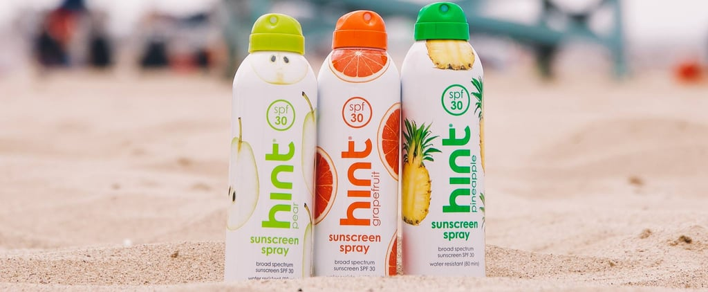 Hint Sunscreen and Sunstick Review
