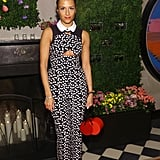 Charlotte Ronson at her Vogue Eyewear/CFDA Design Series party.