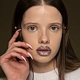 GCDS's Long, Pink Nails at MFW Autumn 2020