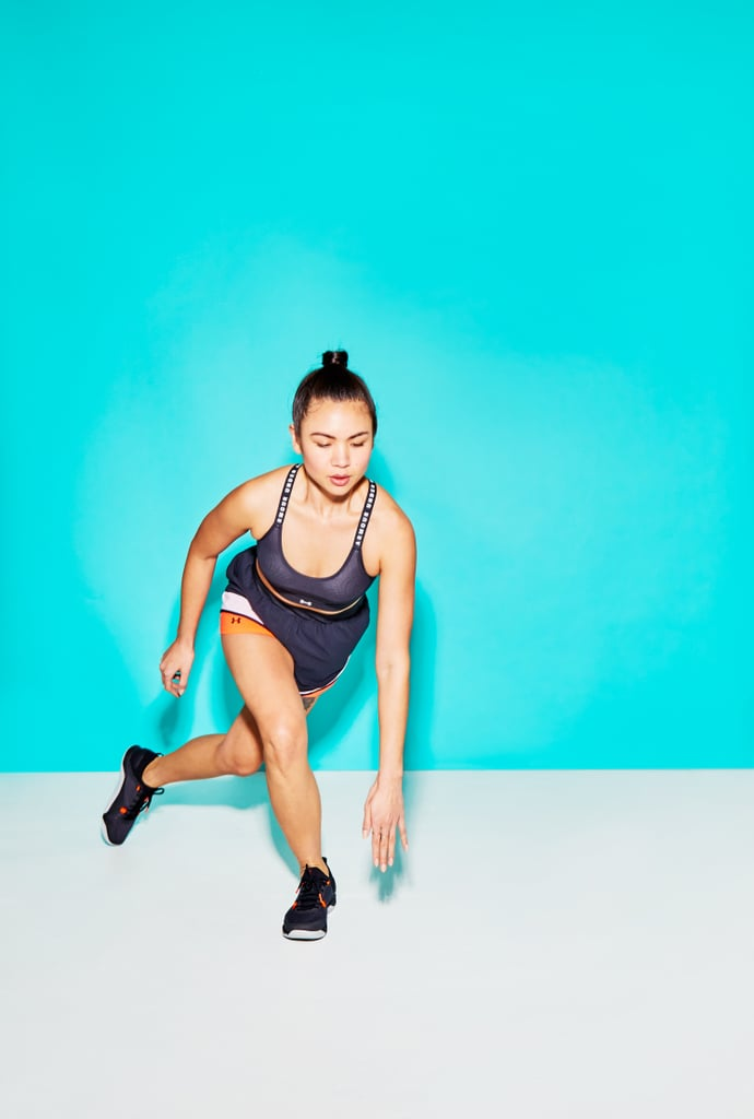 20-Minute Cardio Workout From Charlee Atkins
