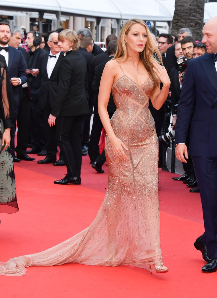 Blake Lively's Dress at Cafe Society Cannes Premiere ...