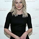 Julianne Hough had a hair makeover this week. While we love her short-length crop, there was a lot of conversation on Twitter about her new extensions.