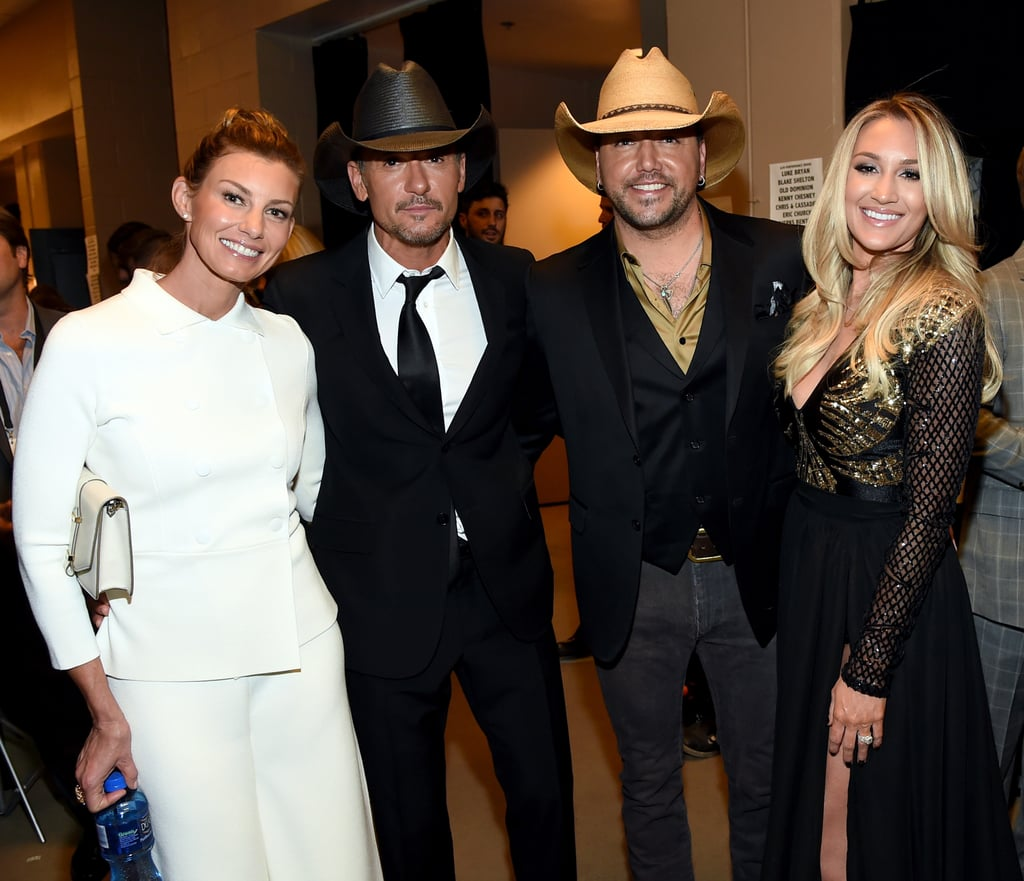 Tim Mcgraw And Faith Hill Wedding: Tim McGraw And Faith Hill At ACM Awards 2016