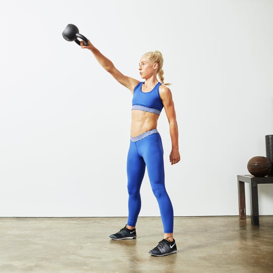 Single-Arm Kettlebell Exercises