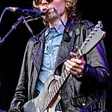 Beck hit up San Francisco to play the first day.