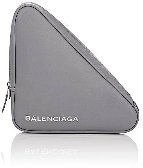 Balenciaga Women's Triangle Medium Pochette