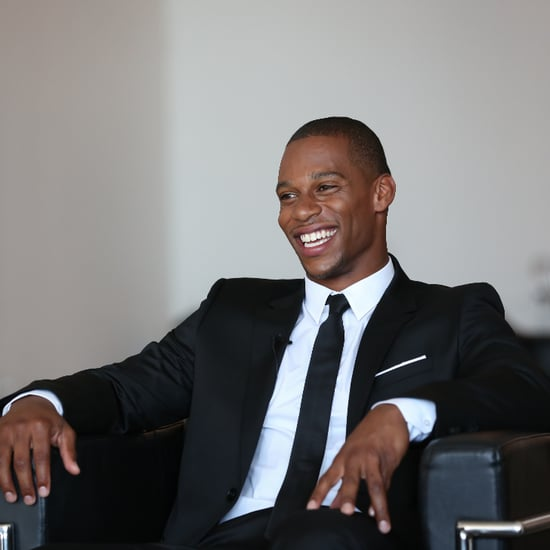 Victor Cruz and DeMarcus Ware Interview For Hugo Boss