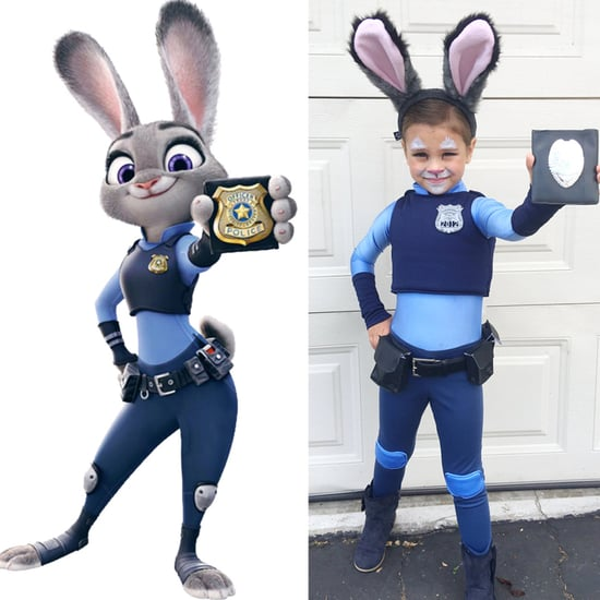 Disney Zootopia Halloween Costumes For Kids
