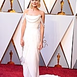 Margot Robbie at the 2018 Academy Awards