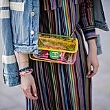 Chanel PVC Top-Flap Bag
