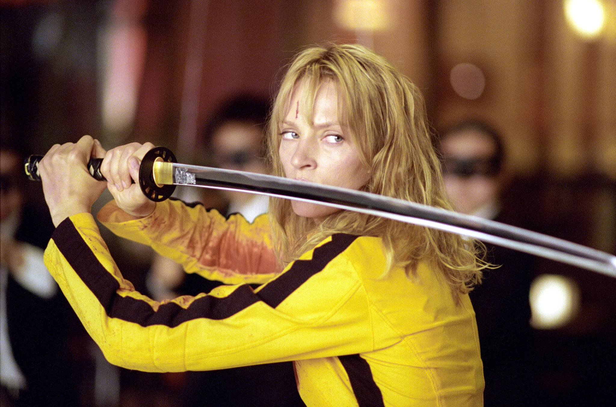 KILL BILL, Uma Thurman, 2003. (c) Miramax/Courtesy: Everett Collection.