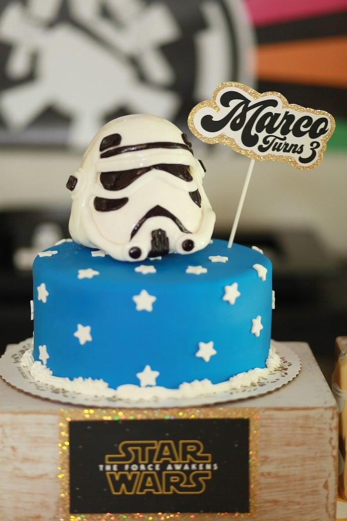 Third Party Dmv >> Stormtrooper Star | Star Wars Birthday Cakes | POPSUGAR ...
