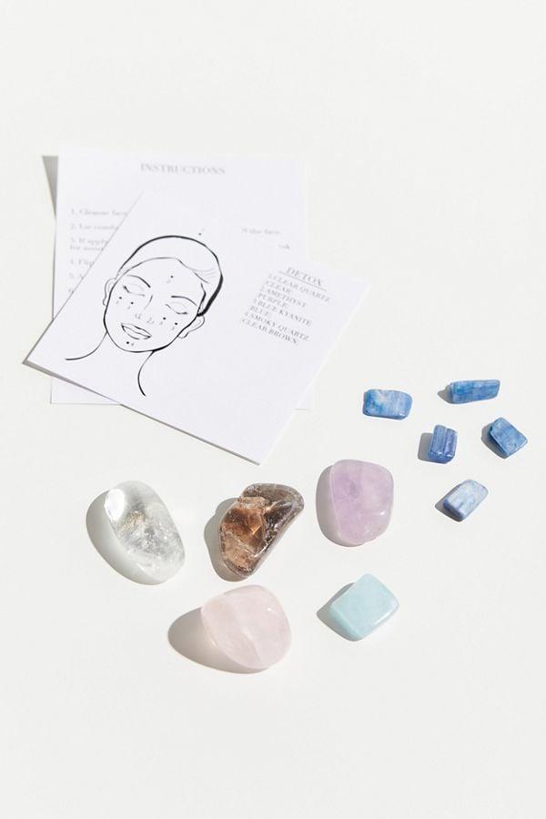 Solaris Laboratories Alchemy of U Facial Crystal Grid Set
