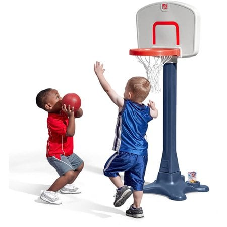 """For 6-Year-Olds: Step2 Shootin' Hoops 42"""" Basketball Set"""