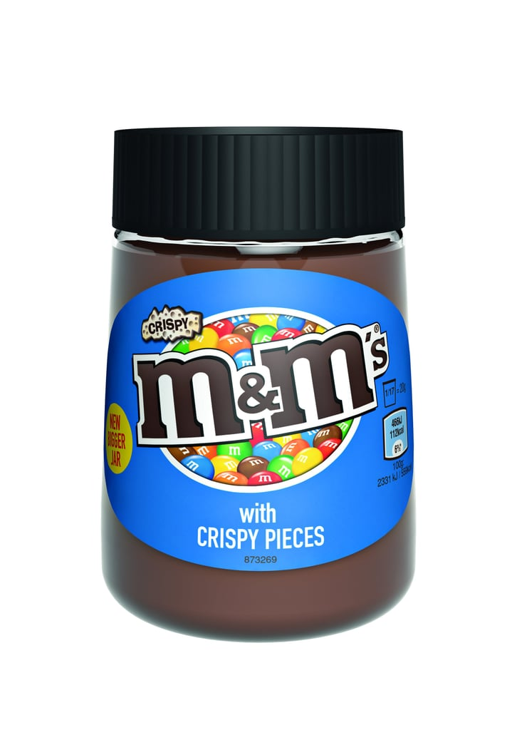 We Are Blessed: Mars Has Added Crispy M&M's to Its Chocolate Spread Lineup