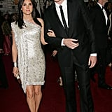 Jennifer Connelly and Paul Bettany in 2007