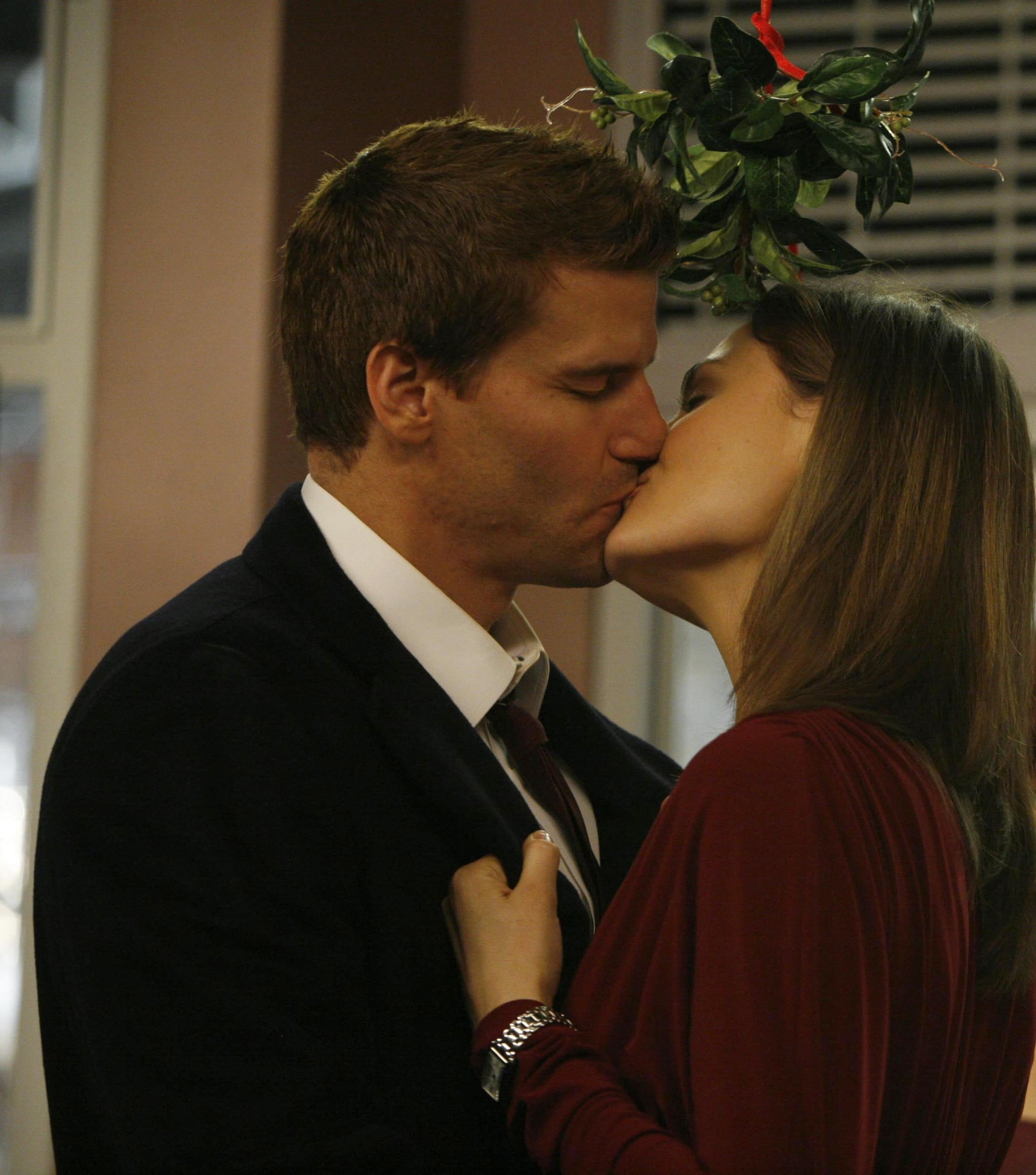 Do first sleep together episode for the booth and time what bones Bones and