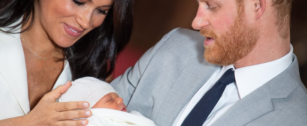 Is Prince Harry and Meghan Markle's Son Archie a Prince?