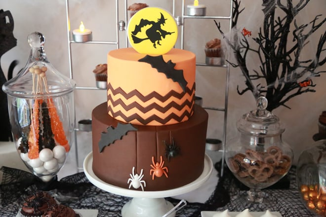 Halloween Party Cake Ideas