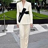 Cate Blanchett at Giorgio Armani's 40th Anniversary, 2014