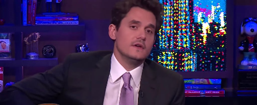 "John Mayer WWHL Cover of Diana Ross ""It's My House"" Video"