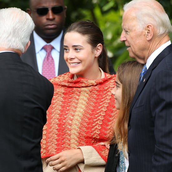 See Naomi Biden's Emerald-Cut Engagement Ring