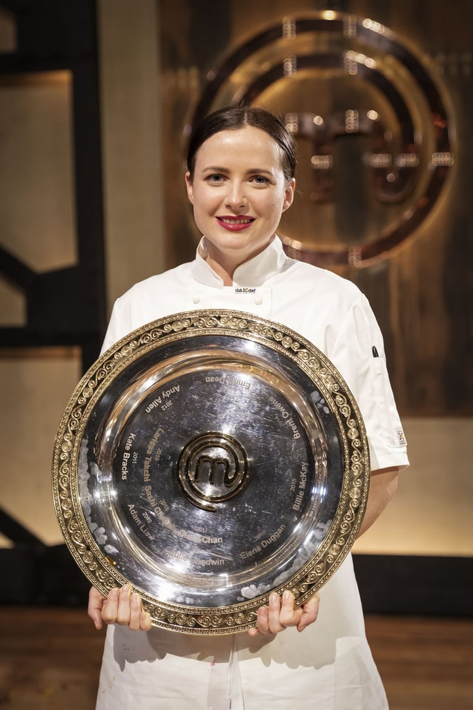 Emelia Jackson Wins MasterChef Australia 2020