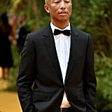 Pharrell Williams's Curtsy to Prince Harry and Meghan Markle