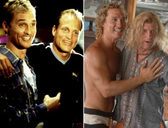Matthew McConaughey and Woody Harrelson | Onscreen Co-Stars: Actor Duos Who  Keep Playing Friends | POPSUGAR Entertainment Photo 9