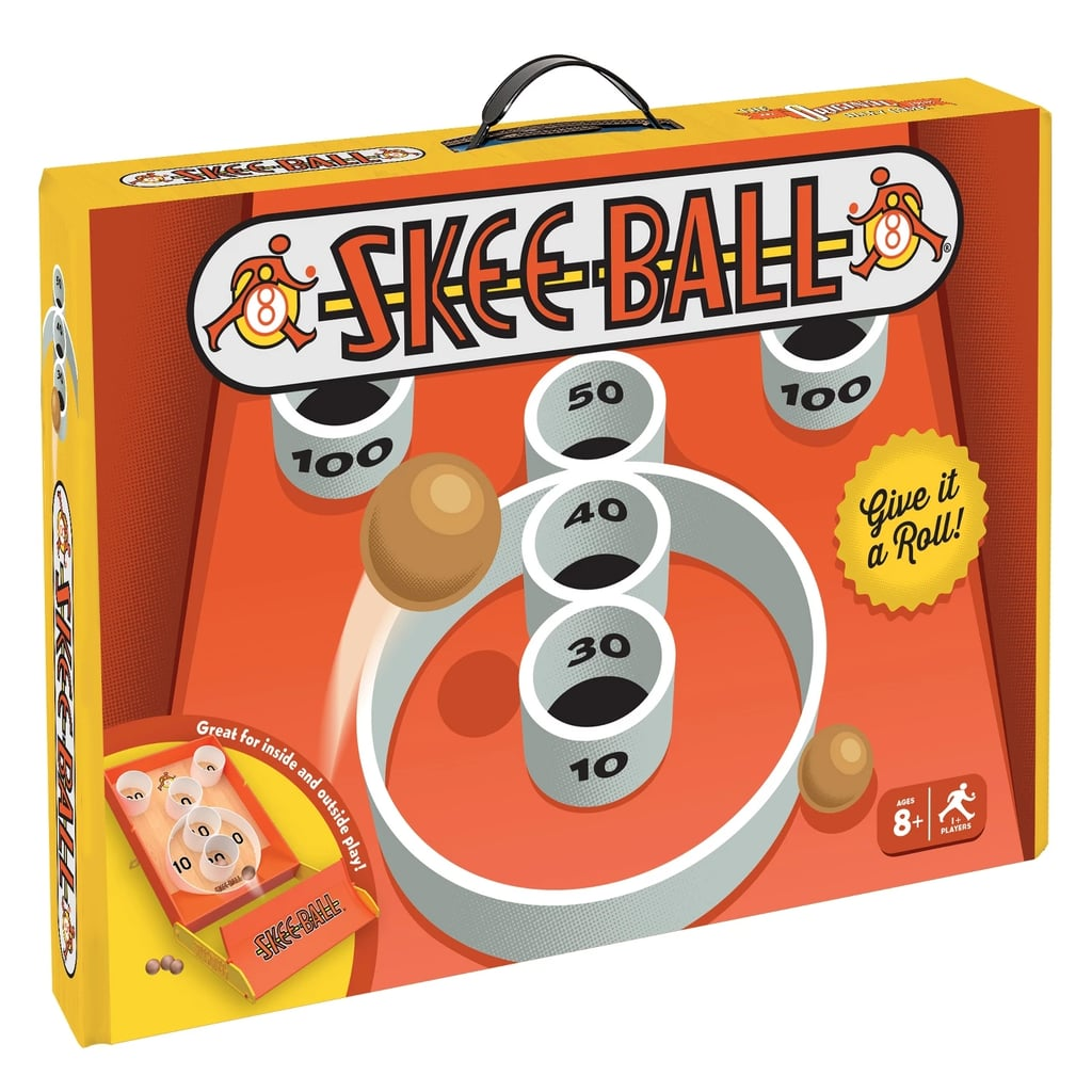 For 7-Year-Olds: SkeeBall The Classic Arcade Game | Best Toys For