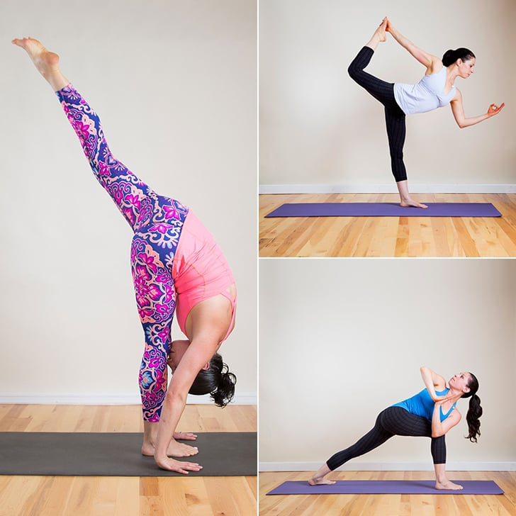 Most Common Yoga Poses