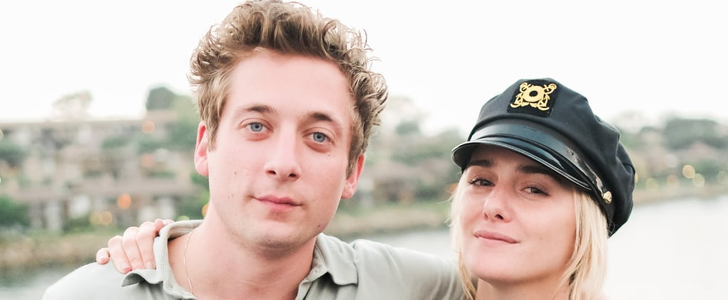 Jeremy Allen White and Addison Timlin Engaged