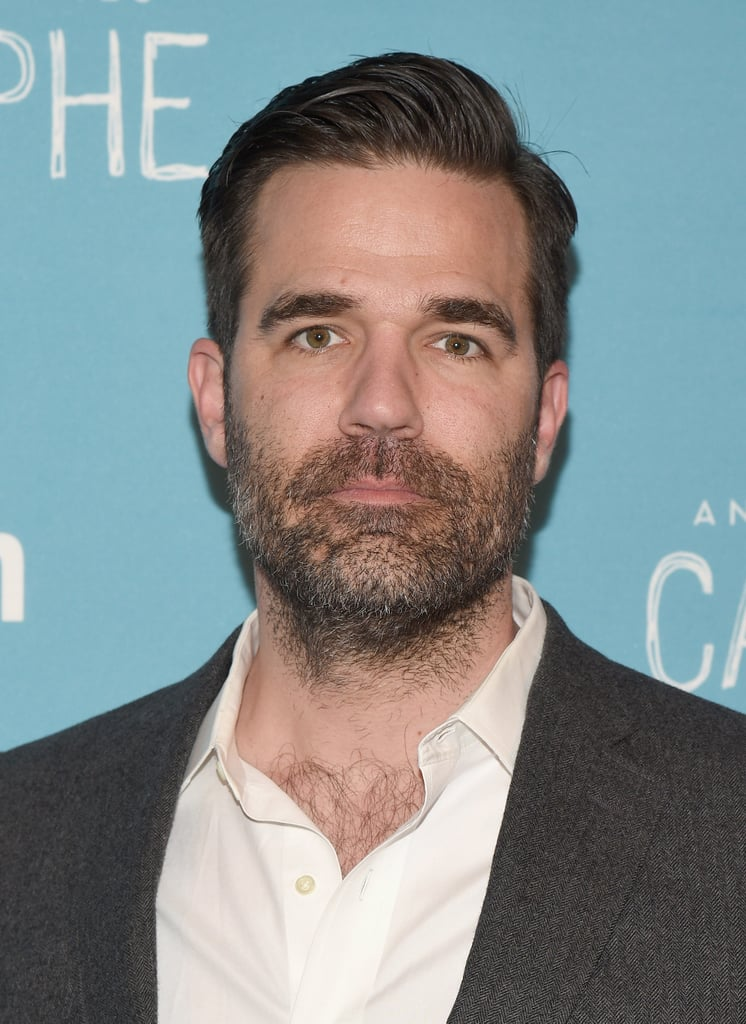 Rob Delaney son Henry 'loved black cabs' as actor shares ... |Rob Delaney
