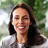 From New Zealand Prime Minister Jacinda Ardern