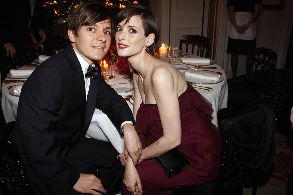 winona ryder dating now